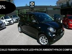 SMART FORFOUR 1000 70-45% dal NUOVO+PACK LED+PACK COMFORT+READY