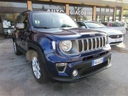 JEEP RENEGADE 1.6 Mjt 120 CV Limited NAVIG