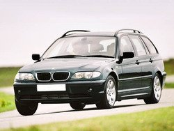 BMW SERIE 3 320d turbodiesel cat Touring Eletta