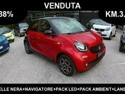 SMART FORFOUR 1000 70-38% dal NUOVO+TWINAMIC+NAVIGATORE+PELLE
